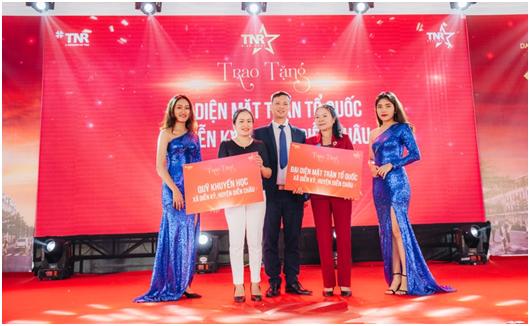 Le hoi chao don Giang sinh dau tien tai TNR Stars Dien Chau-Hinh-4