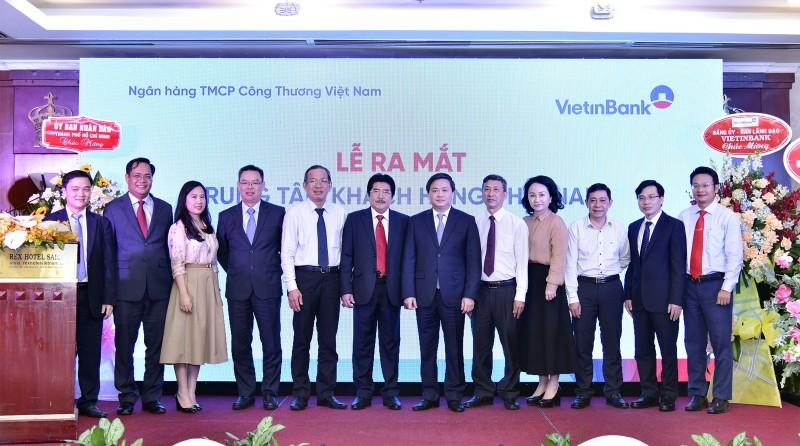 VietinBank ra mat Trung tam Khach hang phia Nam-Hinh-3