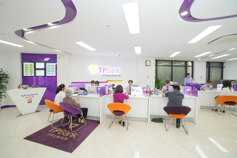 TPBank la Ngan hang ban le tang truong nhanh nhat Viet Nam nam 2019
