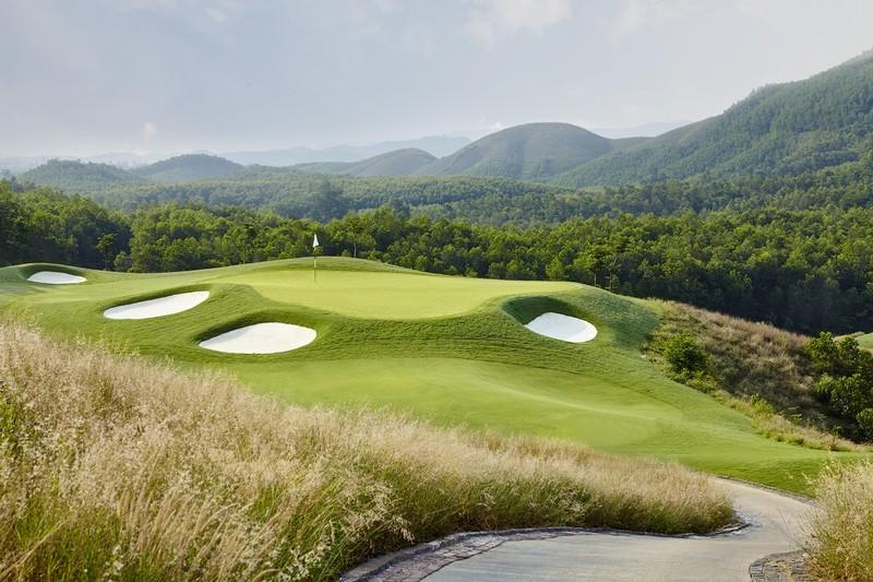 Ba Na Hills Golf Club lot top 100 san golf tuyet voi nhat the gioi-Hinh-2