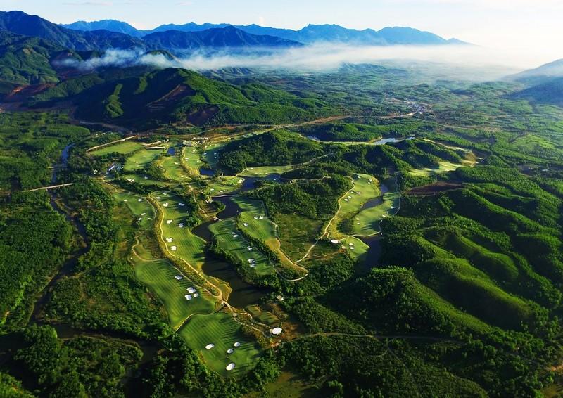 Ba Na Hills Golf Club lot top 100 san golf tuyet voi nhat the gioi