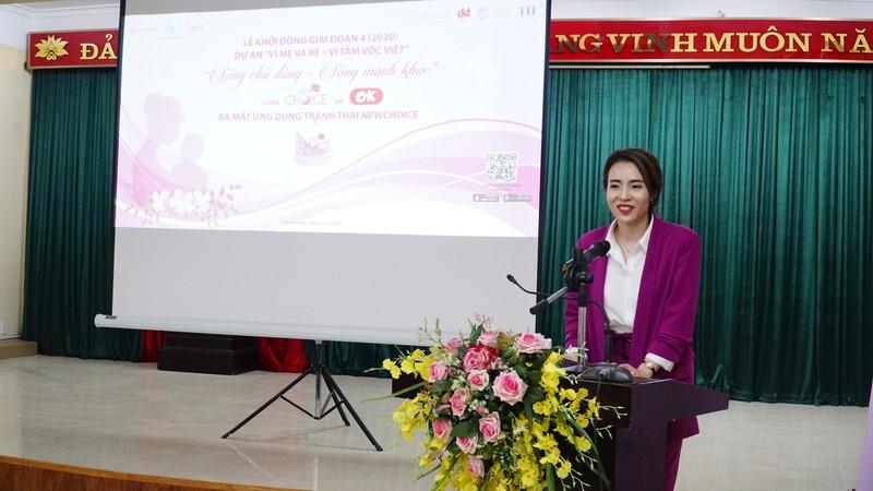 Vi me va be – Vi tam voc Viet khoi dong giai doan 4 tai Hai Phong-Hinh-2