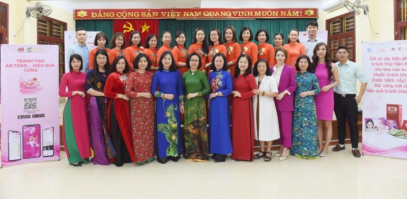 Vi me va be – Vi tam voc Viet khoi dong giai doan 4 tai Hai Phong