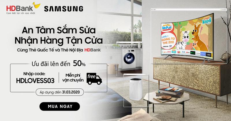 Giam gia len den 50% san pham Samsung khi su dung the HDBank-Hinh-2
