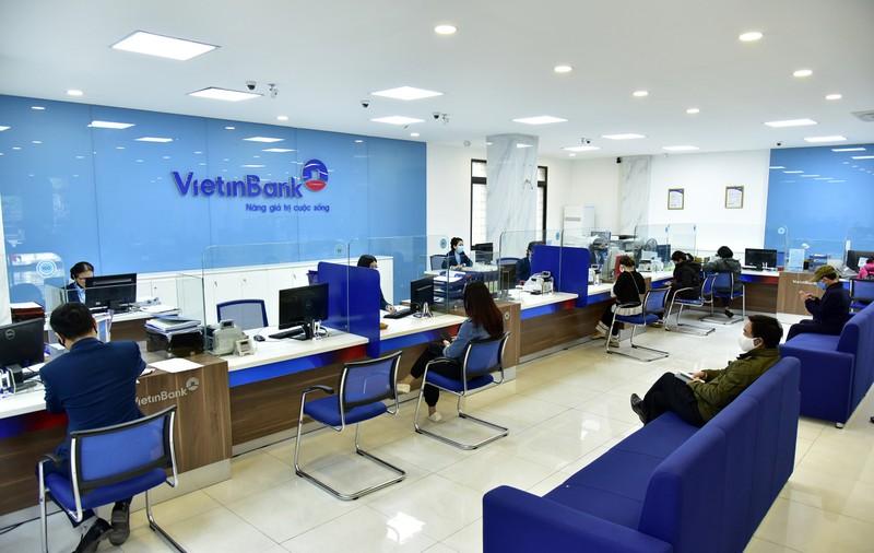 "VietinBank san sang giam loi nhuan de ""tiep suc"" doanh nghiep"