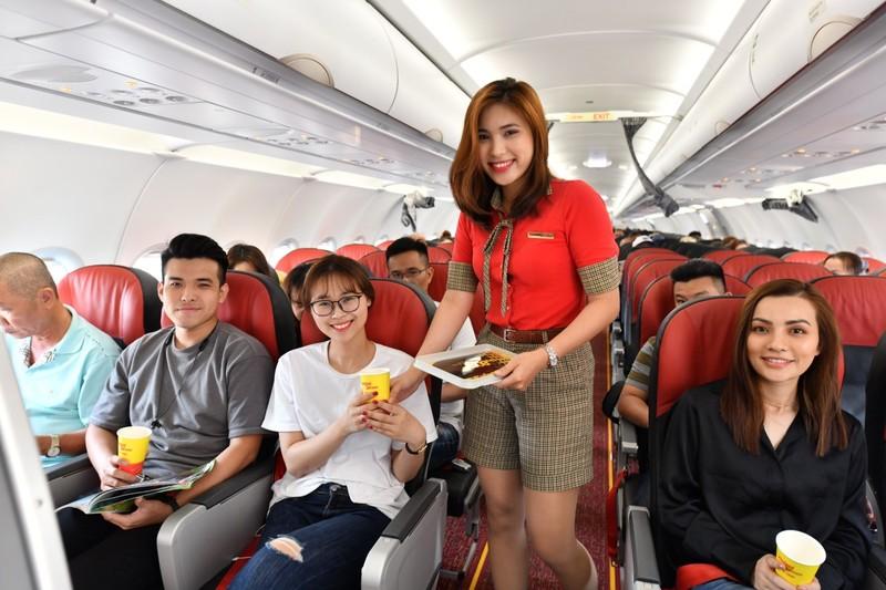 Tro lai bau troi, Vietjet khuyen mai lon cho cac duong bay tai Thai Lan-Hinh-3