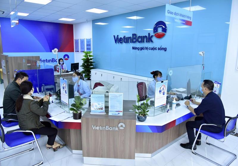 VietinBank tiet giam chi phi va loi nhuan de chung tay ho tro phuc hoi kinh te