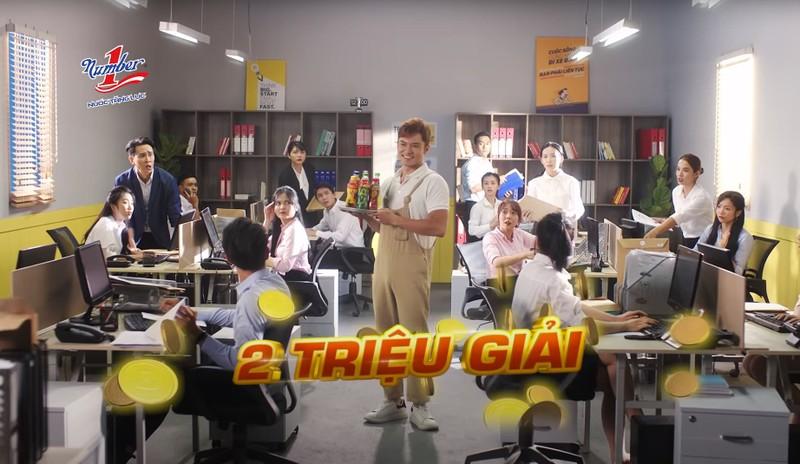 """Khuyen mai """"khung"""" cua Tan Hiep Phat: Tong giai len den 69 ty"""