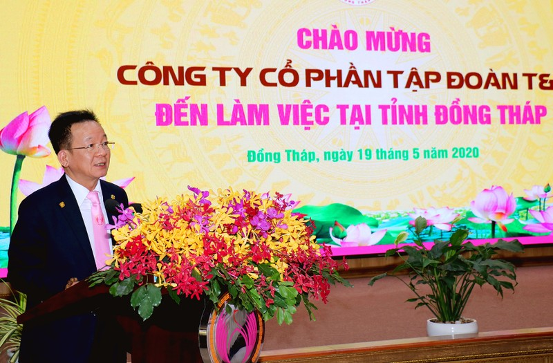 T&T Group hop tac chien luoc toan dien voi tinh Dong Thap-Hinh-2