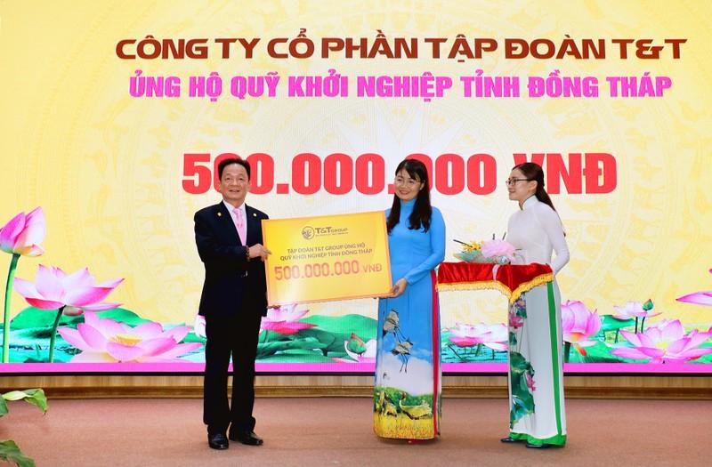 T&T Group hop tac chien luoc toan dien voi tinh Dong Thap-Hinh-3