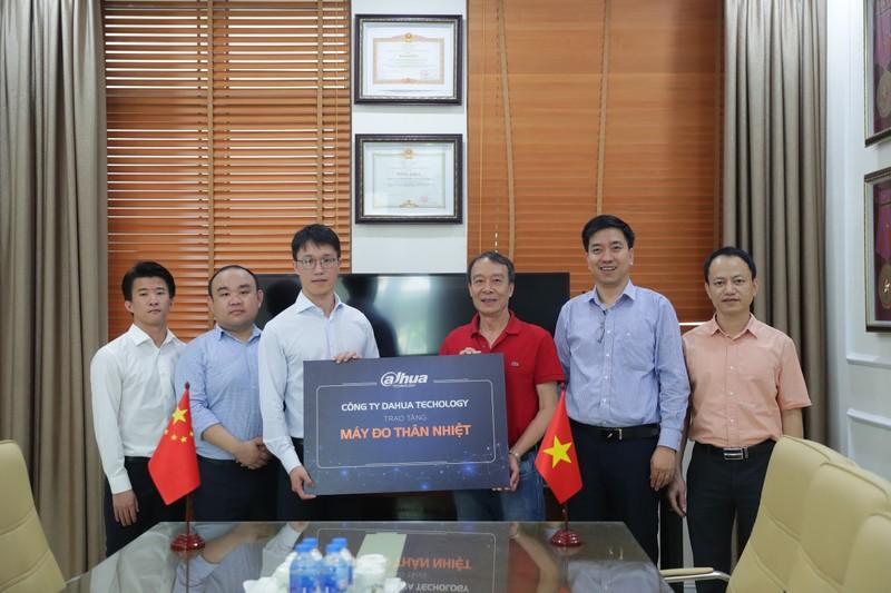 Dahua tai tro may do than nhiet hong ngoai cho 2 truong Dai hoc-Hinh-2