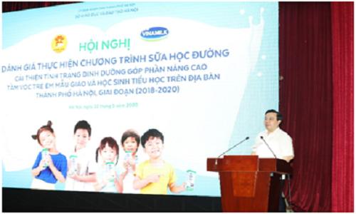 Ha Noi danh gia hieu qua cua Sua hoc duong giai doan 2018-2020-Hinh-2