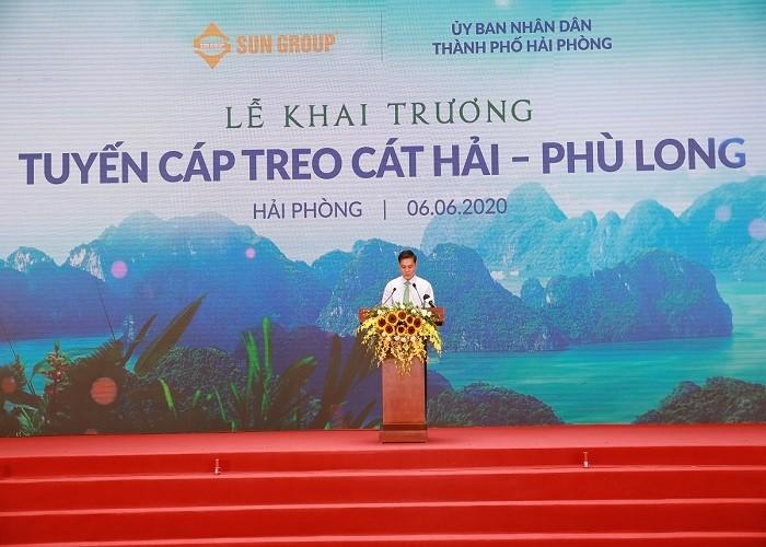 Sun Group khai truong tuyen cap co tru cap treo cao nhat the gioi-Hinh-2