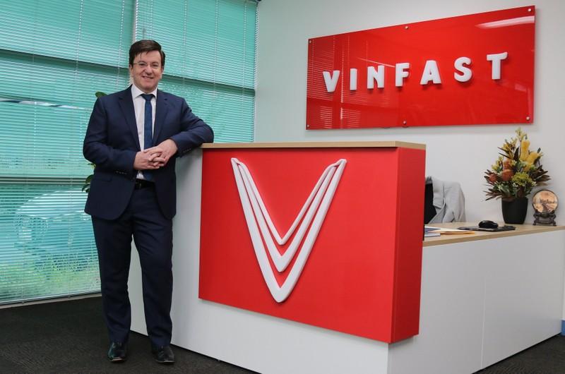 "Sep VinFast Australia: ""Day la co hoi chi co mot lan trong doi"""