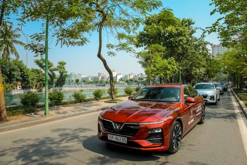 VinFast Lux - dong xe hang sang duoc ua chuong nhat Viet Nam