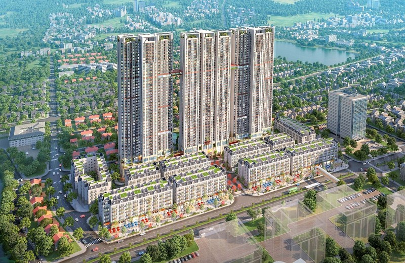 The Terra - An Hung: Noi khoi nguon hanh phuc cho gia dinh tre