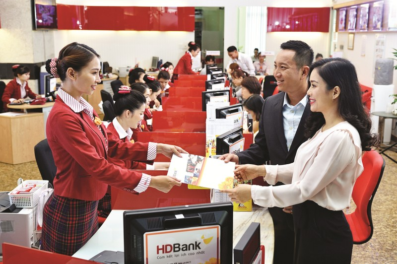 HDBank danh nhieu uu dai vuot troi cho cac nha thau