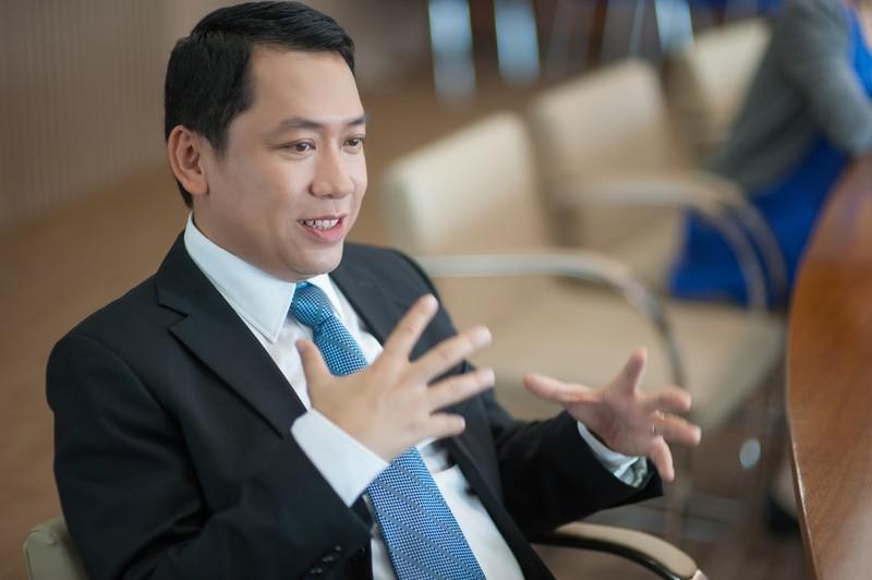 """Mobile Money la manh dat mau mo, nhung phai khai pha no"""