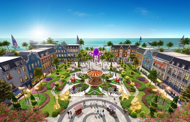 Shophouse bien Wonderland: diem sang BDS du lich hiem co trong nam 2020-Hinh-2