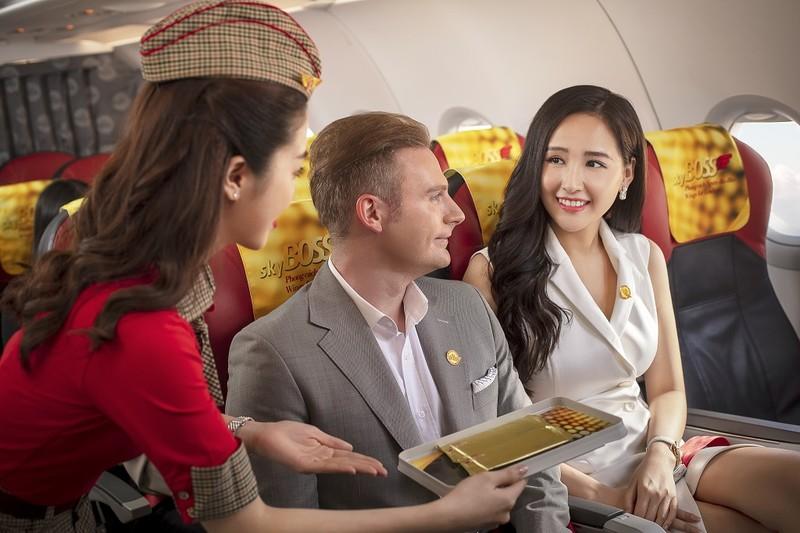 Trai nghiem dang cap cung Vietjet voi POWER PASS SkyBoss bay khong gioi han-Hinh-3