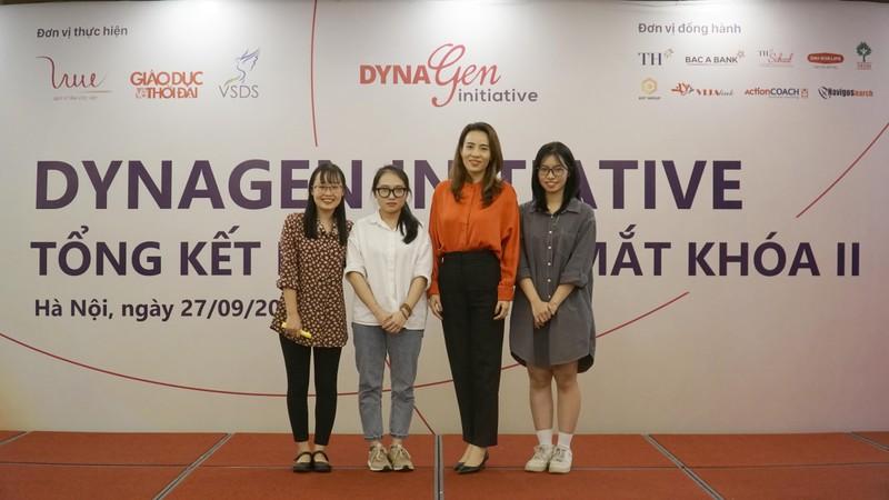 Chinh thuc ra mat sinh vien DynaGen Initiative khoa II-Hinh-2