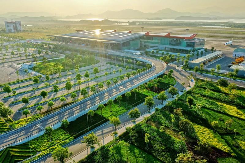 "Kham pha khong gian ""resort"" tai San bay khu vuc hang dau chau A 2020-Hinh-2"