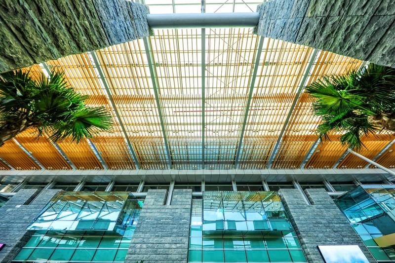 "Kham pha khong gian ""resort"" tai San bay khu vuc hang dau chau A 2020-Hinh-9"