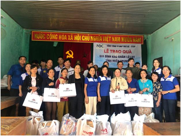 May Nha Be – CTCP ung ho gan 1.3 ty cho nguoi dan Quang Tri-Hinh-2