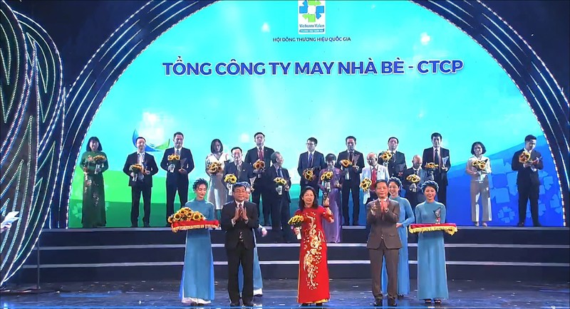 "May Nha Be - CTCP (NBC) duoc vinh danh ""San pham dat thuong hieu QG Viet Nam""-Hinh-2"