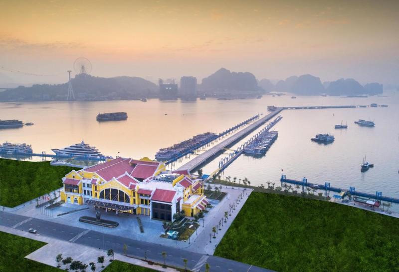 Cang tau khach quoc te Ha Long – Dau an nang hang du lich bien Viet Nam-Hinh-8