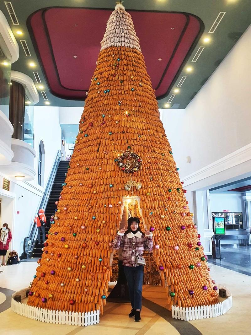 Len Sa Pa don Noel som voi Le hoi mua dong Fansipan-Hinh-5