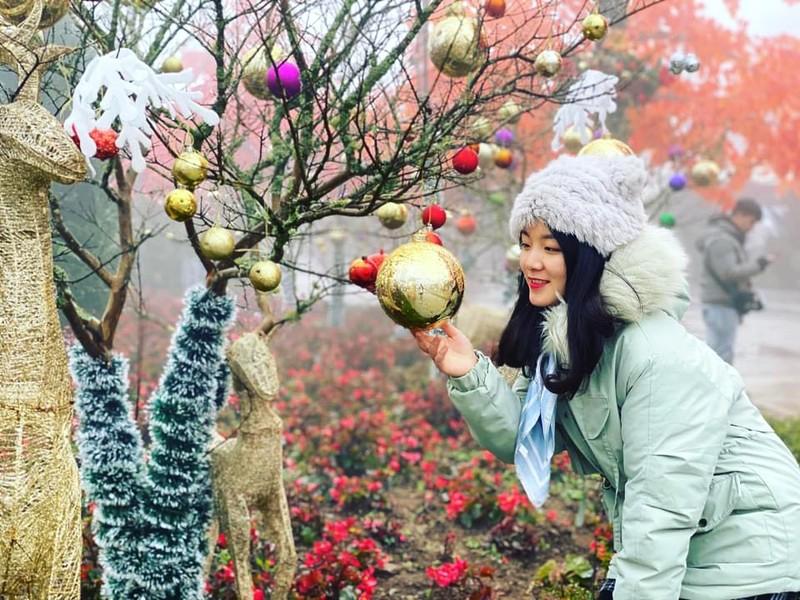 Len Sa Pa don Noel som voi Le hoi mua dong Fansipan-Hinh-9