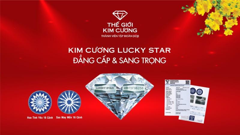 Trao goi kim cuong - Don xuan yeu thuong cung The gioi Kim cuong-Hinh-2