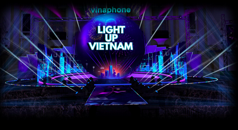 VinaPhone ky niem 25 nam bang dai nhac hoi chua tung co