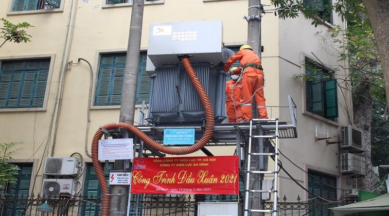EVN HANOI phan dau hoan thanh ke hoach SXKD ngay tu nhung ngay dau 2021-Hinh-3