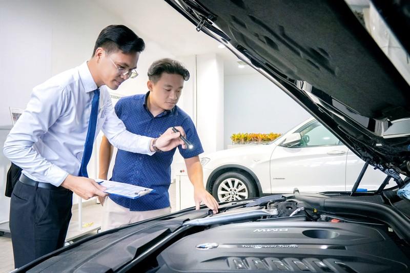 """Chuong trinh """"Ho tro tren duong Roadside Assistance"""" cho xe BMW, MINI"""