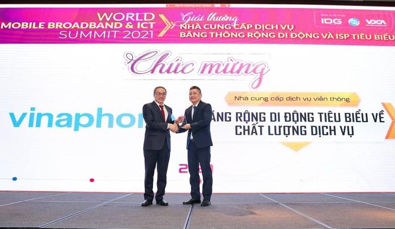 VinaPhone la don vi tieu bieu ve CLDV Bang thong rong Di dong tai Viet Nam