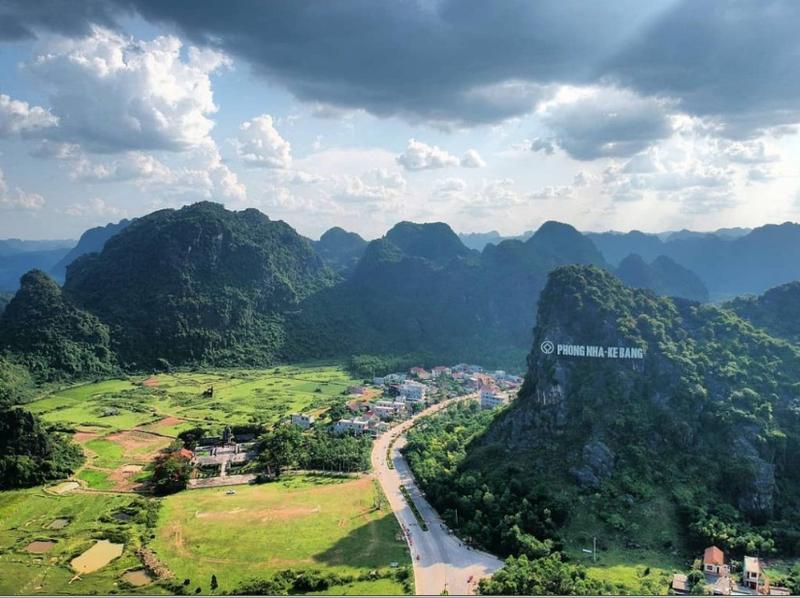 Quang Binh - Diem den hap dan cua nha dau tu