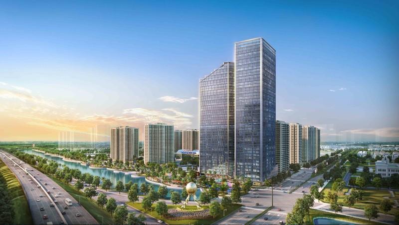 Thiet ke xanh ben vung, TechnoPark Tower chinh phuc cong dong doanh nghiep cong nghe-Hinh-2