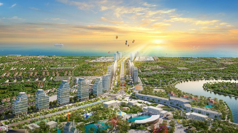 Sun Group ra mat khu do thi quang truong bien Sun Grand Boulevard tai Sam Son-Hinh-2