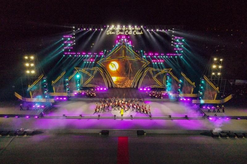 Sun Group ra mat khu do thi quang truong bien Sun Grand Boulevard tai Sam Son