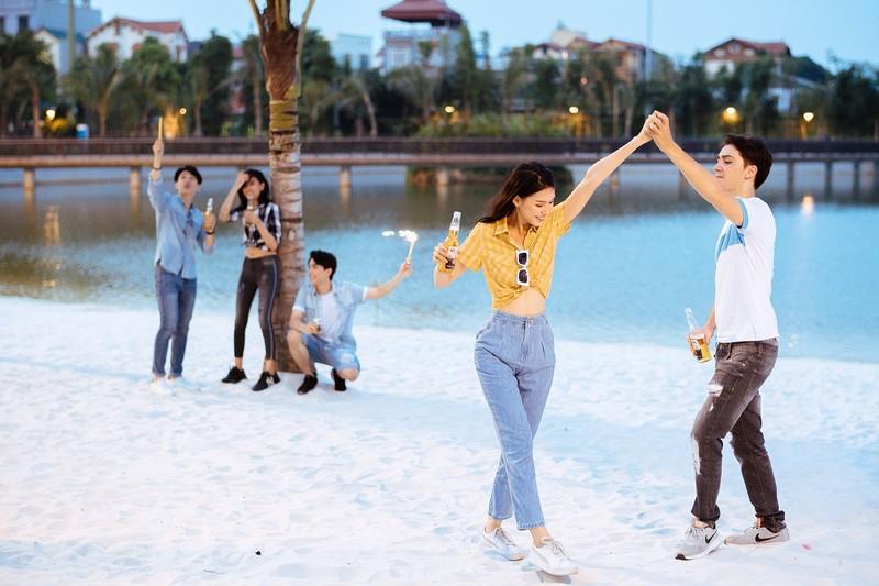 "Gioi tre pha bo dinh kien ve ""song tam"": O nha thue van phai that ""chill"""