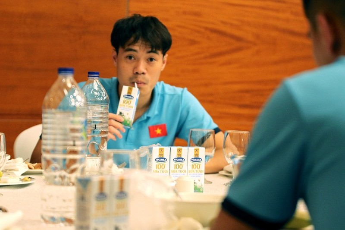 Vinamilk dong hanh cung doi tuyen quoc gia tai vong loai World Cup 2022-Hinh-3