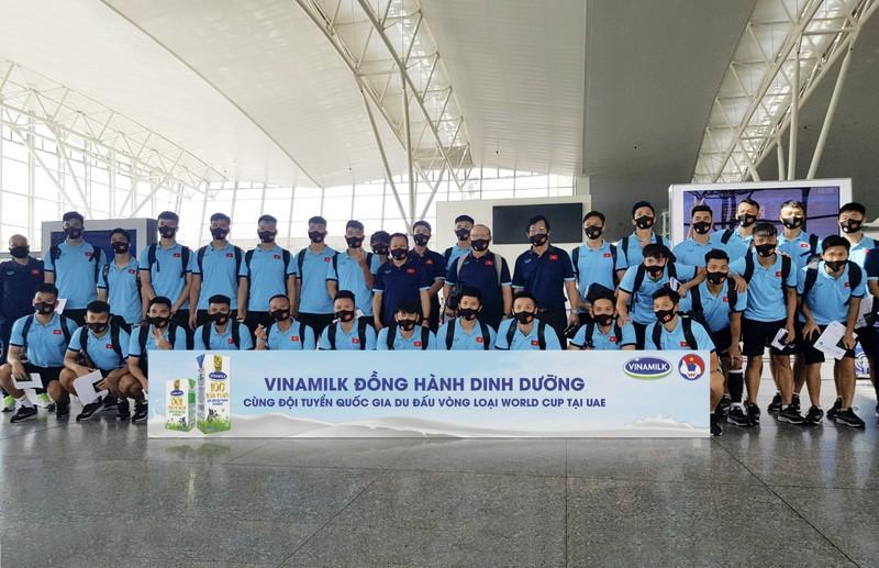 Vinamilk dong hanh cung doi tuyen quoc gia tai vong loai World Cup 2022-Hinh-4