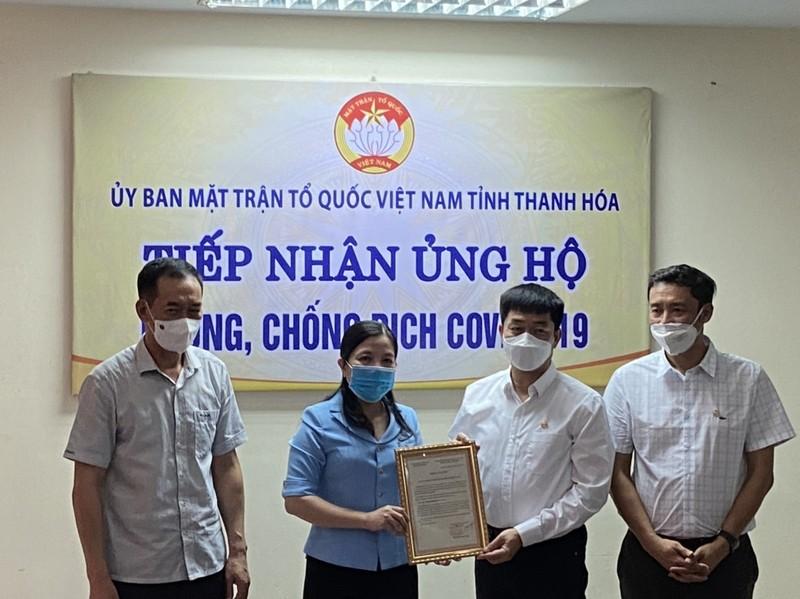 Sun Group ung ho Thanh Hoa 10 ty dong phong chong dich Covid-19