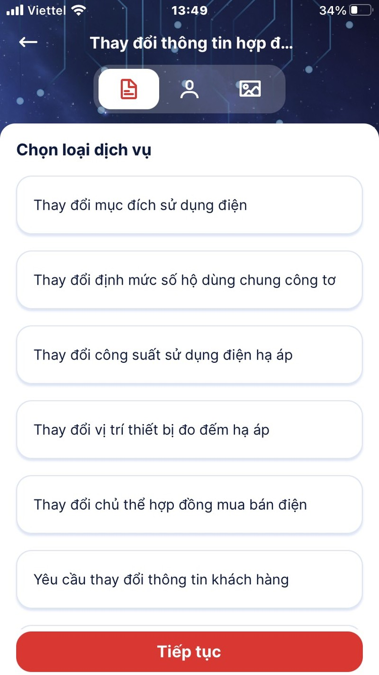 Ra mat ung dung cham soc khach hang mang ten EVNHANOI-Hinh-3