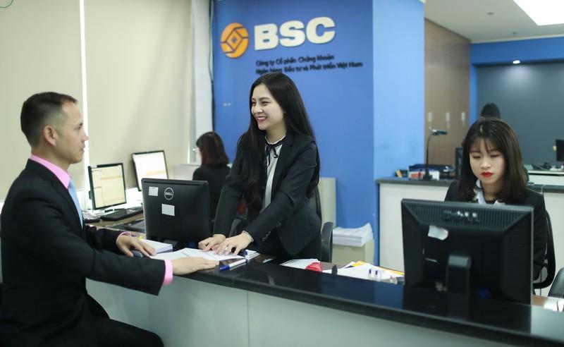 Chung khoan BIDV hoan thanh ke hoach kinh doanh nam 2021