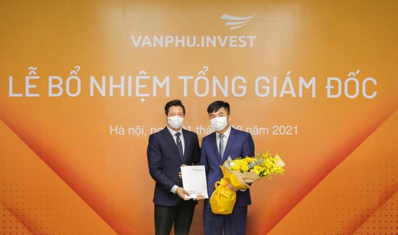 Van Phu – Invest bo nhiem Tong giam doc moi