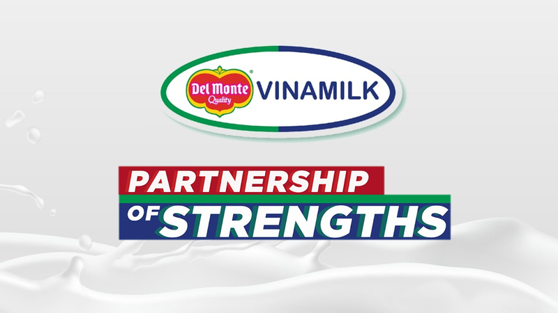 Vinamilk cong bo doi tac lien doanh tai Philippines