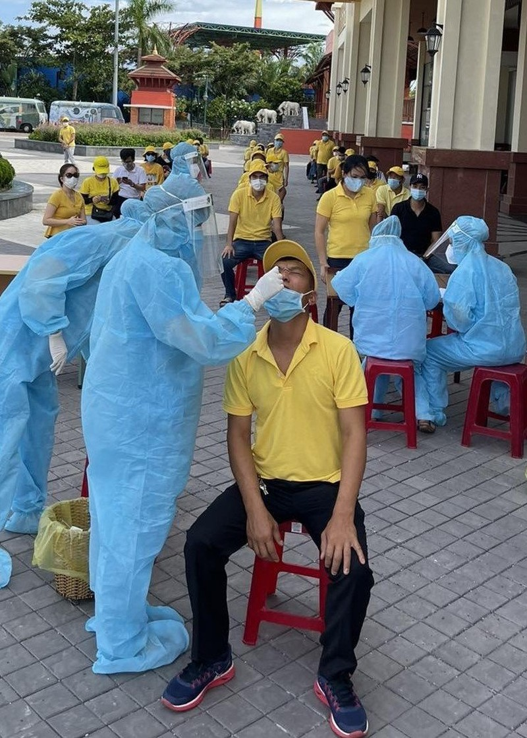 Sun Group ho tro nguoi ngheo tai Da Nang trong thoi gian gian cach-Hinh-2